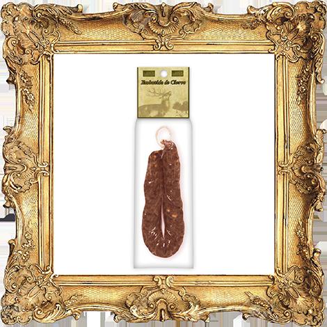 Chorizo sarta extra ciervo (Pack de 2)