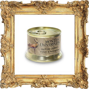Paté de Ciervo Trufado al Armagnac (501000U)