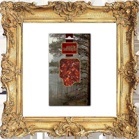 Chorizo cular de jabalí loncheado (Pack de 3)