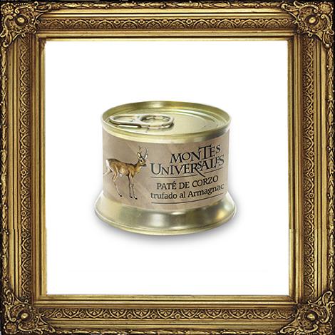 Paté de Corzo Trufado al Armagnac (503000U)