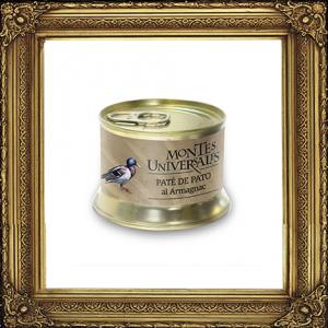 Paté de Pato al Armagnac (503400U)