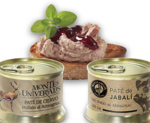 Patés | Montes Universales