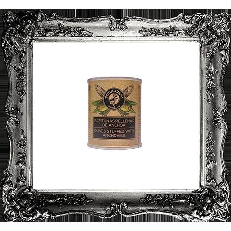 Aceitunas rellenas de anchoa (400519U)