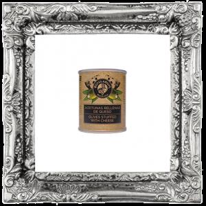 Aceitunas rellenas de queso (400520U)