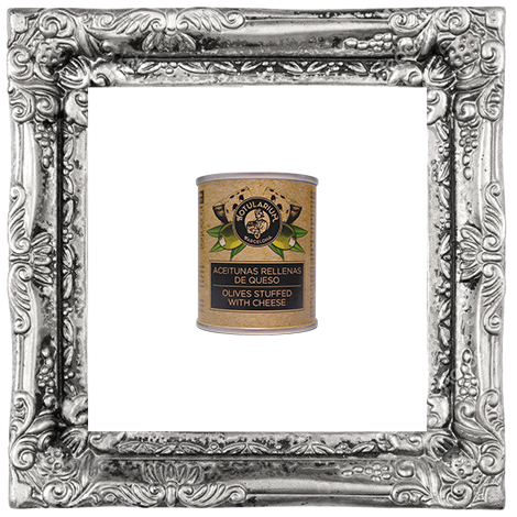 Aceitunas rellenas de queso (Pack de 3)