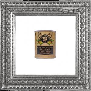 Aceitunas rellenas de pimiento (400521U)