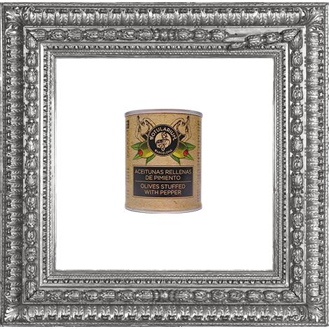 Aceitunas rellenas de pimiento (Pack de 3)