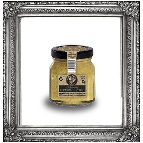 Crema de espárrago verde (Pack de 3)