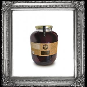 Pera Vino Tinto Entera (Tarro Cristal) (401008U)