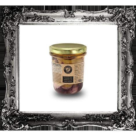Tacos de mar a la gallega (cristal) (Pack de 3)