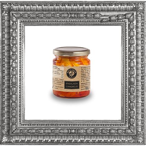 Ensalada cangrejo (cristal) (Pack de 3)