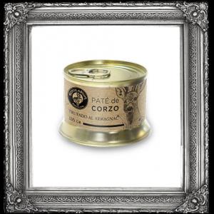 Paté de Corzo Trufado al Armagnac (Receta Premium) (503000UB)