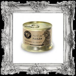 Paté de Faisán Trufado al Oporto (Receta Premium) (503300UB)