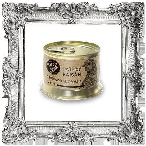 Paté de Faisán Trufado al Oporto ~Receta Premium~ (Pack de 2)