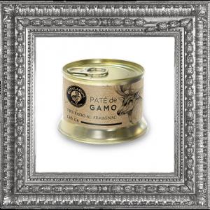 Paté de Gamo Trufado al Armagnac (Receta Premium) (503100UB)