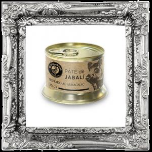 Paté de Jabalí Trufado al Armagnac (Receta Premium) (502000UB)