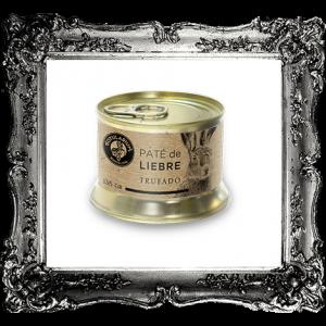 Paté de Liebre Trufado (Receta Premium) (503200UB)