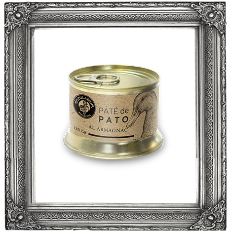 Paté de Pato al Armagnac ~Receta Premium~ (Pack de 2)