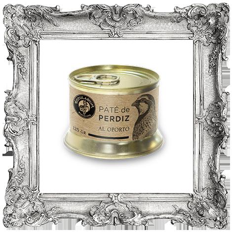 Paté de Perdiz al Oporto ~Receta Premium~ (Pack de 2)