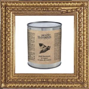 Jabali Flambeado al Cognac en salsa de nueces (502001U)