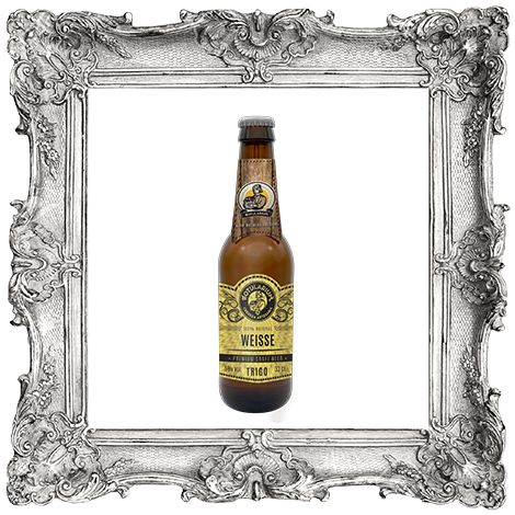 Cerveza Weisse (de trigo) (Pack de 3)