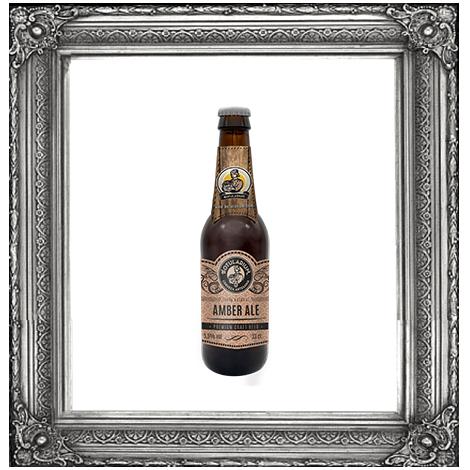 Cerveza Amber Ale (Pack de 3)
