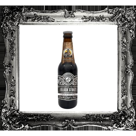 Cerveza Black Stout (Pack de 3)