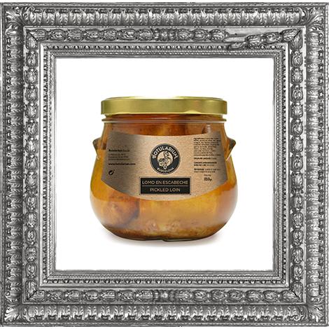 Pickled Loin (glass jar)