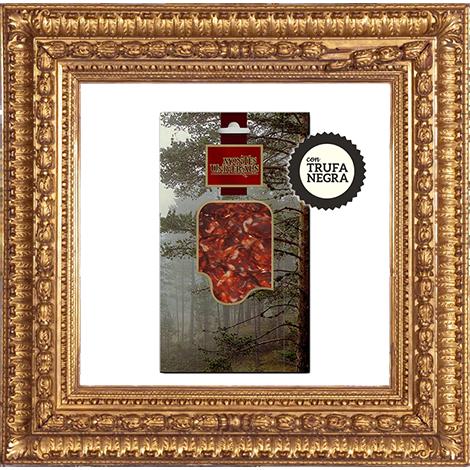 Wild Boar Sliced Chorizo Cular Truffled (Pack 2 units)